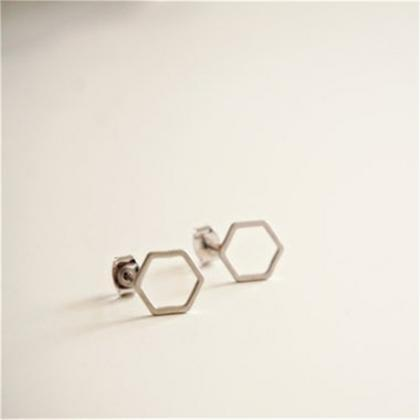 *Free Shipping* Minimalist Hexagona..