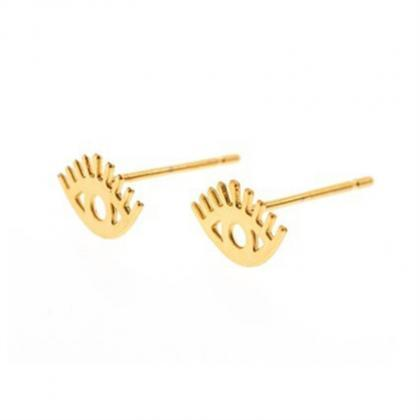 *Free Shipping* Cute Eye Earrring J..