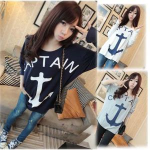 HOT CASUAL WILD LONG-SLEEVED ROUND ..