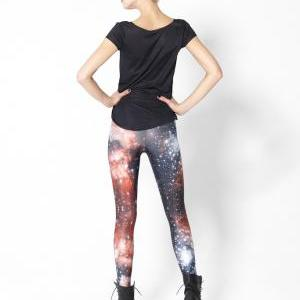 Women Leggings Stretch High Waist L..