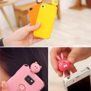 For iphone 4 4s for apple 3D dust p..