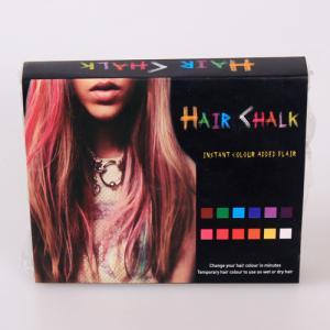 New Style Non-Toxic 12 Color Hair C..
