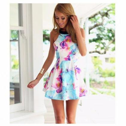 *Free Shipping* Summer Dress 2015 C..