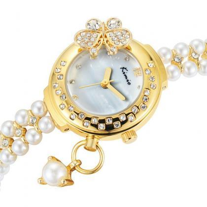 KIMIO 2015 New Luxury Women Watch F..