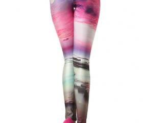 Women Leggings Stret..