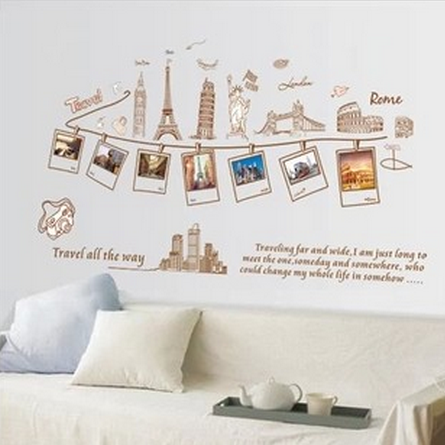 Home & Kitchen Best Room Removable Quote Vinyl Wall Decals Stickers