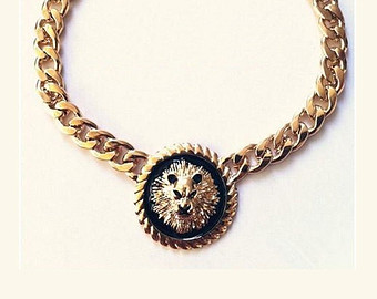 Lion Pendant Necklaces fashion chain jewelry high quality wedding pendant necklace