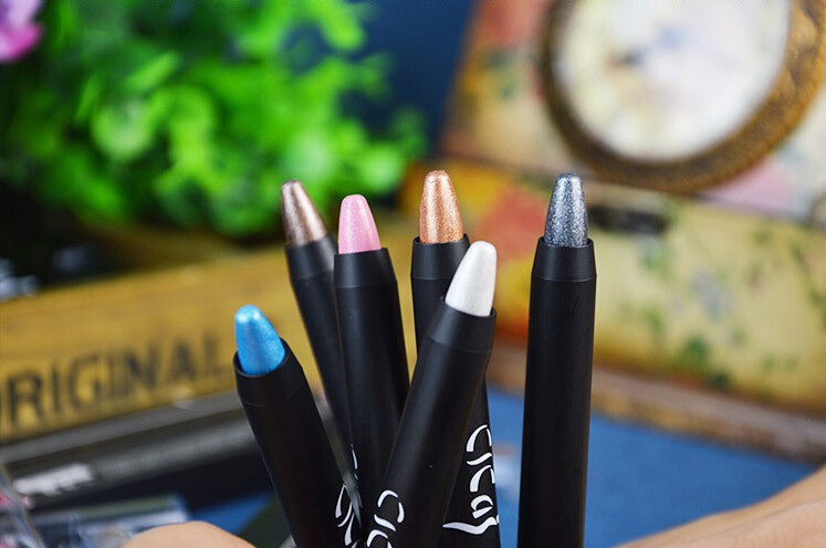 *Free Shipping* New Jumbo Eye Pencil Eyeshadow Pen Glam Shadow Stick Eyeliner 6 Colors Optional