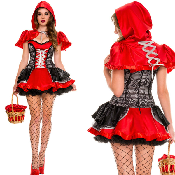 *Free Shipping* New Arrival Woman Halloween Costumes High Quality Burlesque Beauty Female Sexy Fancy Dress Fiery LiL's Red O38340 Mouse over image to zoom Sexy-Little-Red-Riding-Hood-Adult-Fancy-Cosplay-Dress-Halloween-Carnival-Costume Sexy-Little-Red-Riding-Hood-Adult-Fancy-Cosplay-Dress-Halloween-Carnival-Costume Sexy-Little-Red-Riding-Hood-Adult-Fancy-Cosplay-Dress-Halloween-Carnival